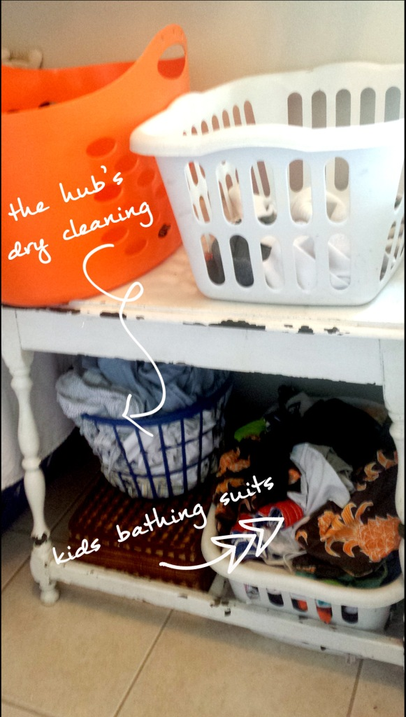 Large Family Laundry